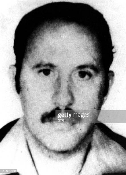 An undated photograph of Roberto Escobar the brother of Pablo Escobar Roberto Escobar who has been in prison since 1992 declared 11 November 2000 to...