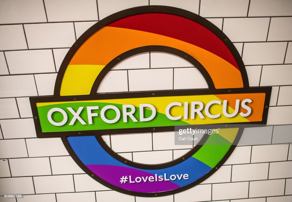 London Supports Gay Pride 2017 : News Photo
