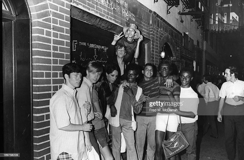 Stonewall Celebrations, 1969 : News Photo