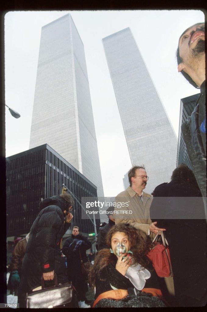 World Trade Center Bombing Linked To Terrorism : News Photo
