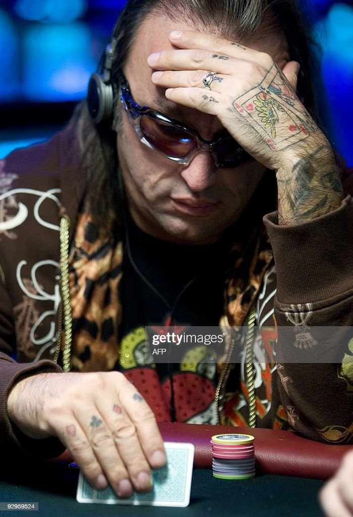 An Unidetified Player Is Pictured During The Master Classics Of