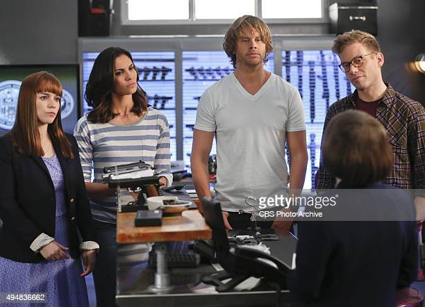 An Unlocked Mind Pictured Renée Felice Smith Daniela Ruah Eric Christian Olsen Linda Hunt and Barrett Foa After a former Department of Defense...