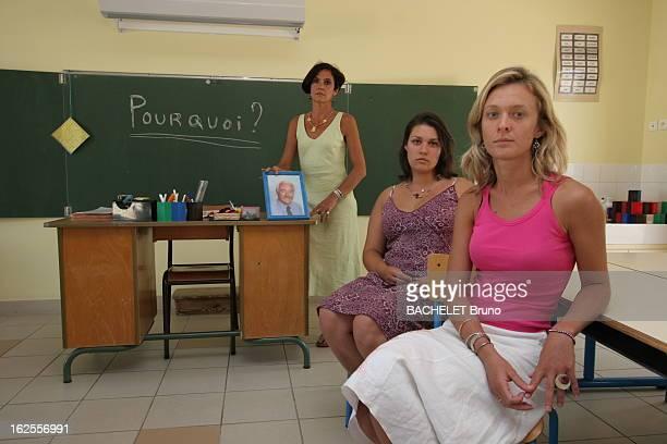 An Unsolved Crime In La Ciotat Dans la nuit du 25 septembre 2003 Clément ROUSSENQ le principal du collège Virebelle de LA CIOTAT est assassiné d'un...