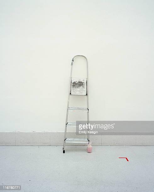 An unstable ladder