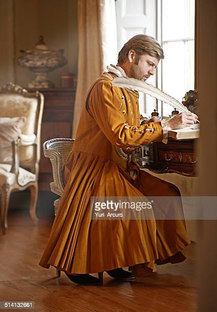 Dringend Brief An der king!