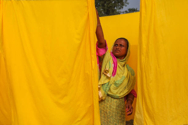 BGD: Dyeing Factory In Bangladesh