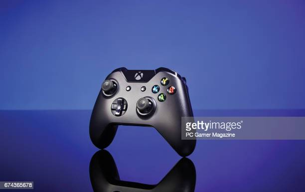 An Xbox One controller, taken on August 25, 2016.