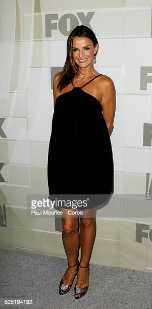 Ana Alexander arrives on the red carpet during the FOX Broadcasting Company / Twentieth Century Fox Television / FX Emmy Awards AfterParty