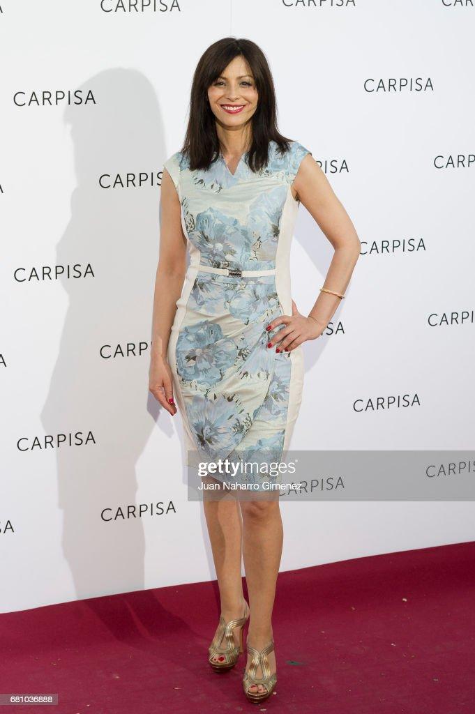 Penelope Cruz Presents Carpisa at Italian Embassy in Madrid