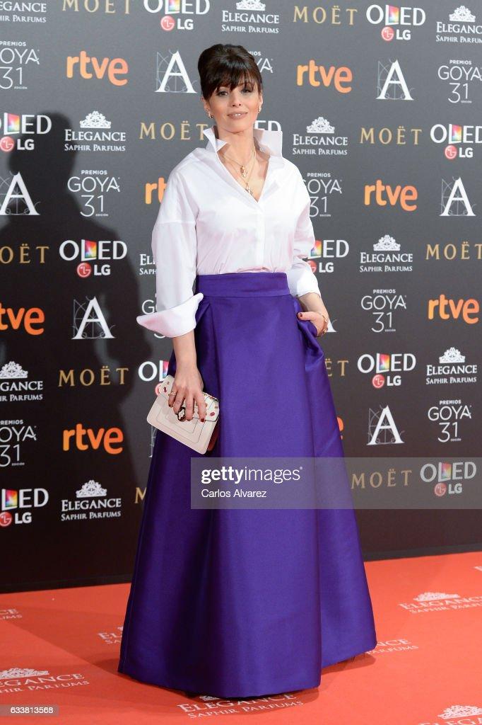 Goya Cinema Awards 2017 - Red Carpet