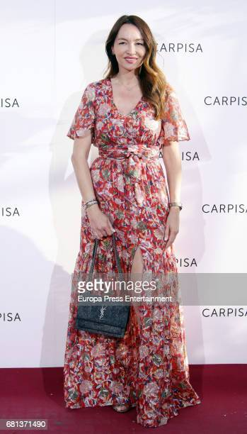 Ana Antic attends the opening of new Carpisa stores on May 9 2017 in Madrid Spain