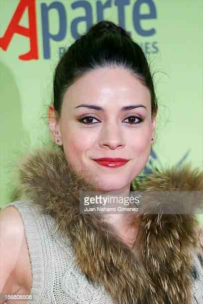 Ana Arias attends Fenomenos Premiere at Callao Cinema on November 21 2012 in Madrid Spain
