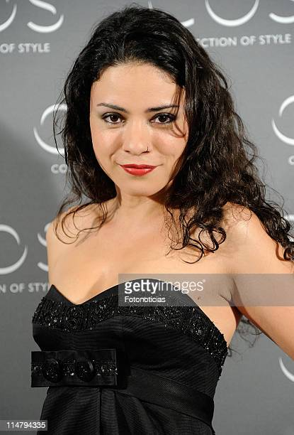 Ana Arias attends the opening of COS boutique on May 26 2011 in Madrid Spain