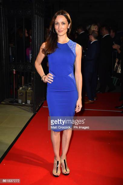 Ana Asensio attending the Film Festival Awards part of the BFI London Film Festival at Banqueting House London PRESS ASSOCIATION Photo Picture date...
