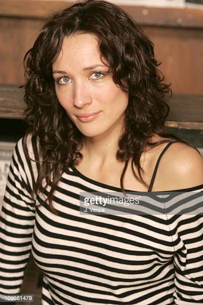 Ana Asensio during 2005 Sundance Film Festival Late Bloomer Portraits at HP Portrait Studio in Park City Utah United States