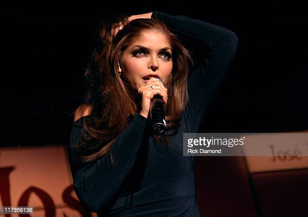 Ana Barbara during 2005 Latin Recording Academy Person of the Year Show at Regent Beverly Wilshire in Beverly Hills California United States