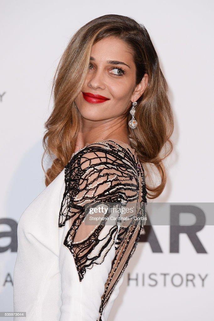 Ana Beatriz Barros at the amfAR's 21st Cinema Against AIDS Gala at Hotel du Cap-Eden-Roc during the 67th Cannes Film Festival
