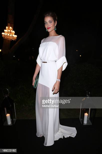 Ana Beatriz Barros attends the 'De Grisogono' Party At Hotel Du Cap Eden Roc on May 21 2013 in Antibes France