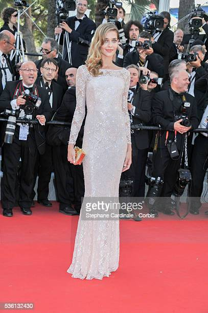 Ana Beatriz Barros attends the 'Inside Out' Premiere during the 68th annual Cannes Film Festival
