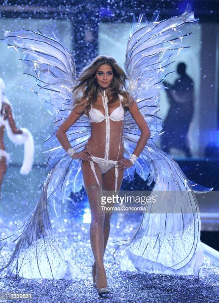 Ana Beatriz Barros during 11th Victoria's Secret Fashion Show Runway at Kodak Theatre in Hollywood CA United States