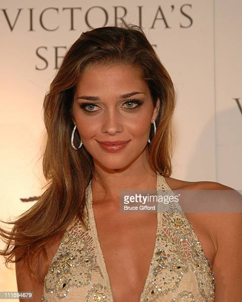 Ana Beatriz Barros during Victoria's Secret 2007 'What Is Sexy' List VIP Party at Tao Beach at the Venetian Hotel in Las Vegas NV United States