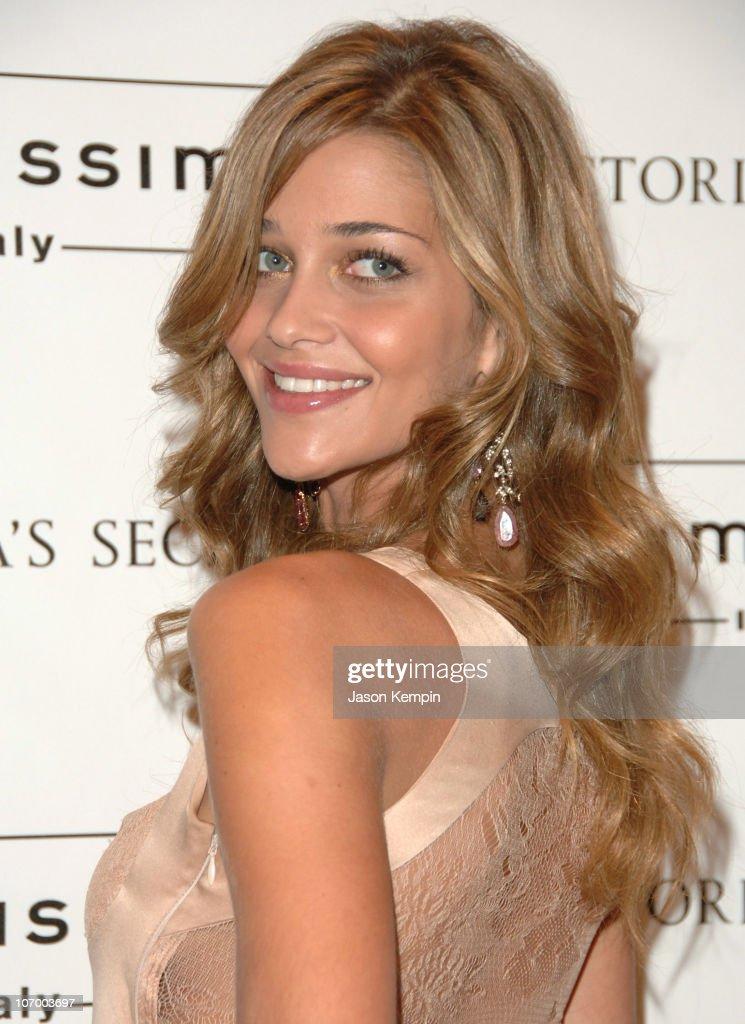 Victoria's Secret Launches Intimissimi Boutique With Model Ana Beatriz Barros -