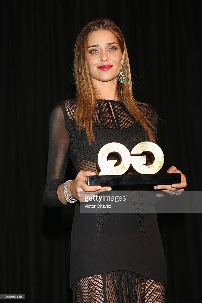 GQ Men Of The Year Awards 2014 - Inside