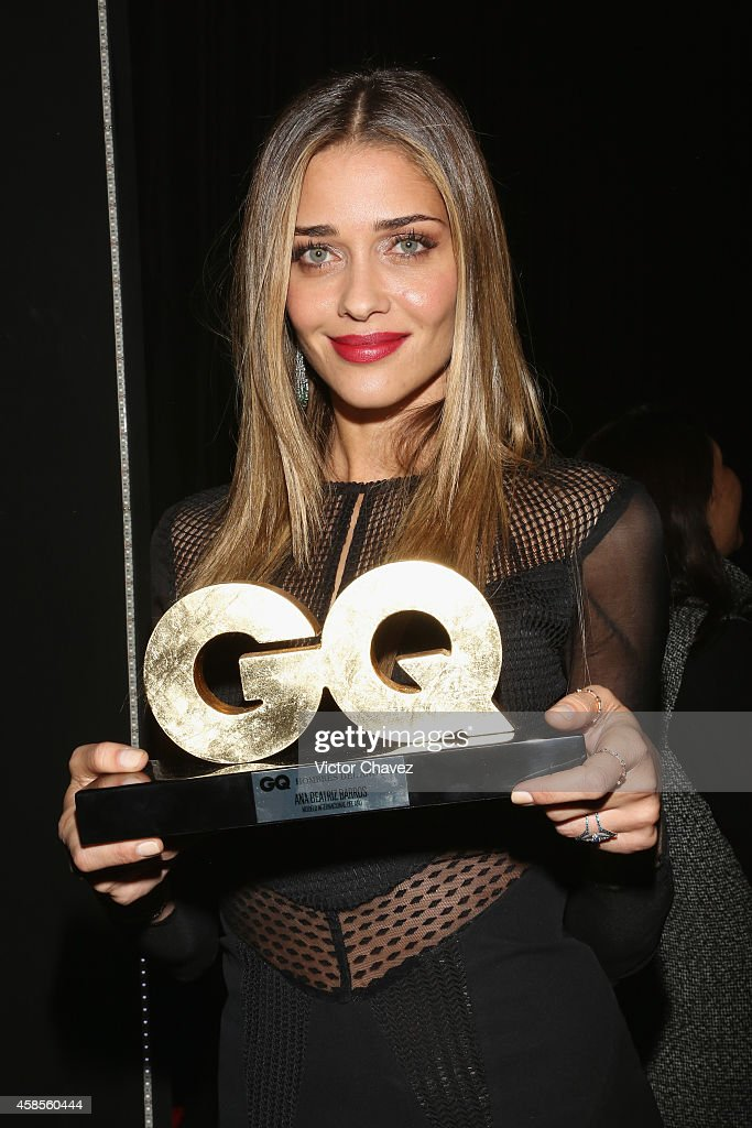 GQ Men Of The Year Awards 2014 - Inside