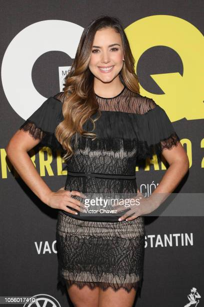 Ana Belena attends GQ Mexico Men of the Year Awards 2018 at Centro Cultural Roberto Cantoral on October 31 2018 in Mexico City Mexico