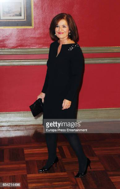 Ana Botella attends Expansion newspaper's 25th anniversary at Hotel Palace on February 7 2017 in Madrid Spain