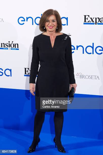 Ana Botella attends the Expansion newspaper 30th anniversary at the Palace Hotel on February 7 2017 in Madrid Spain