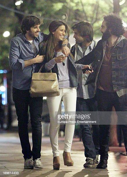 Ana Boyer is seen on May 28 2013 in Madrid Spain