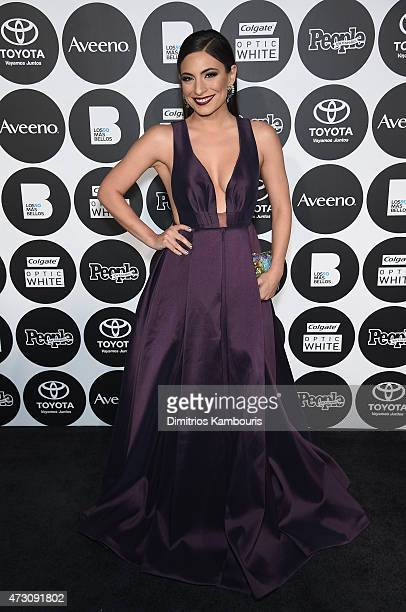 Ana Brenda Contreras attends the People En Espanol's '50 Most Beautiful' 2015 Gala on May 12 2015 in New York City
