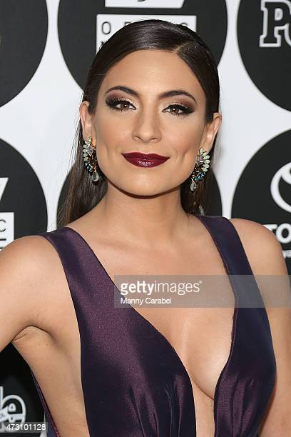 Ana Brenda Contreras attends the People En Espanol's 50 Most Beautiful 2015 Gala on May 12 2015 in New York City