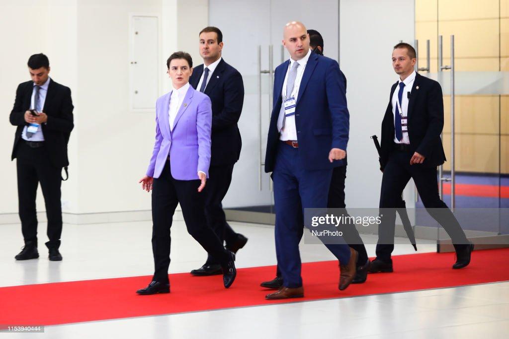 Western Balkan Summit - Day 2 : News Photo
