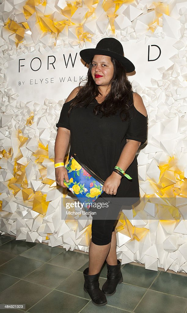 DJ Ana Calderon attends Soho Desert House with Bacardi and Spotify Day 1 on April 11, 2014 in La Quinta, California.