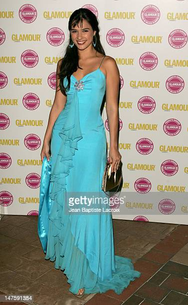 Ana Carolina da Fonseca during 2005 Glamour Latinoamerica Magazine Beauty Awards Party at Grove Isle Hotel in Miami Florida United States