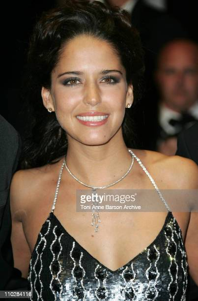 Ana Claudia Talancon during 2006 Cannes Film Festival 'Fast Food Nation' Premiere at Palais Du Festival in Cannes France