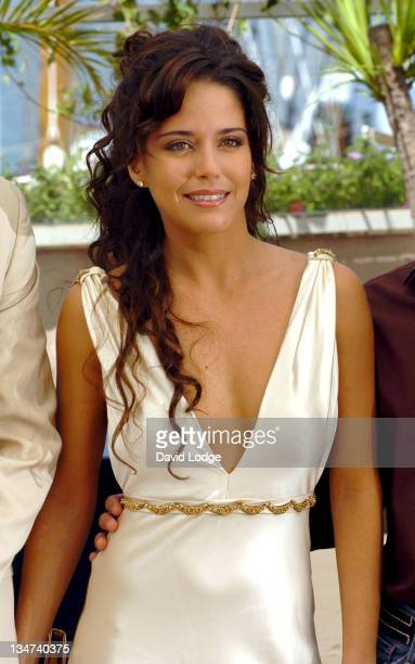Ana Claudia Talancon during 2006 Cannes Film Festival Fast Food Nation Photocall