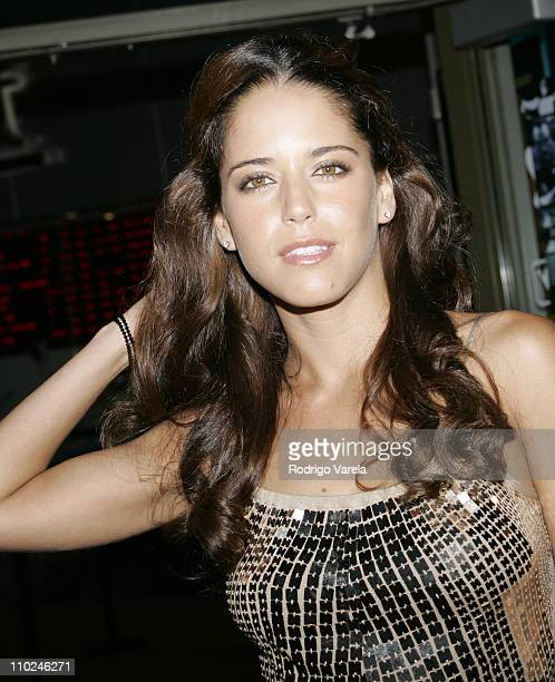 Ana Claudia Talancon during 'Matando Cabos' Miami Screening August 20 2005 at Regal South Beach Cinema in Miami Beach Florida United States