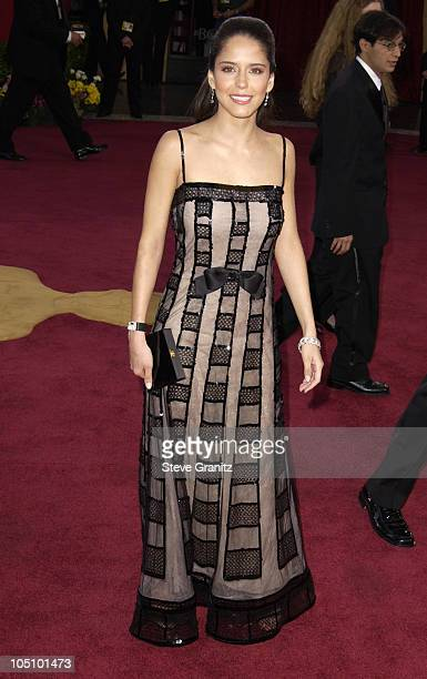 Ana Claudia Talancon during The 75th Annual Academy Awards Arrivals at The Kodak Theater in Hollywood California United States