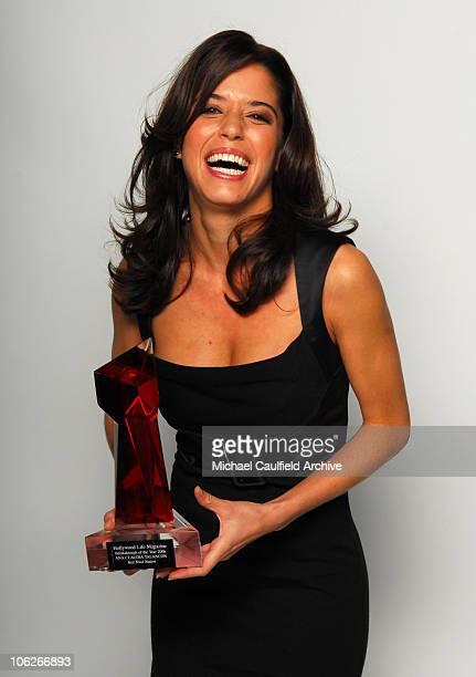 Ana Claudia Talancon winner Breakthrough Award for Fast Food Nation