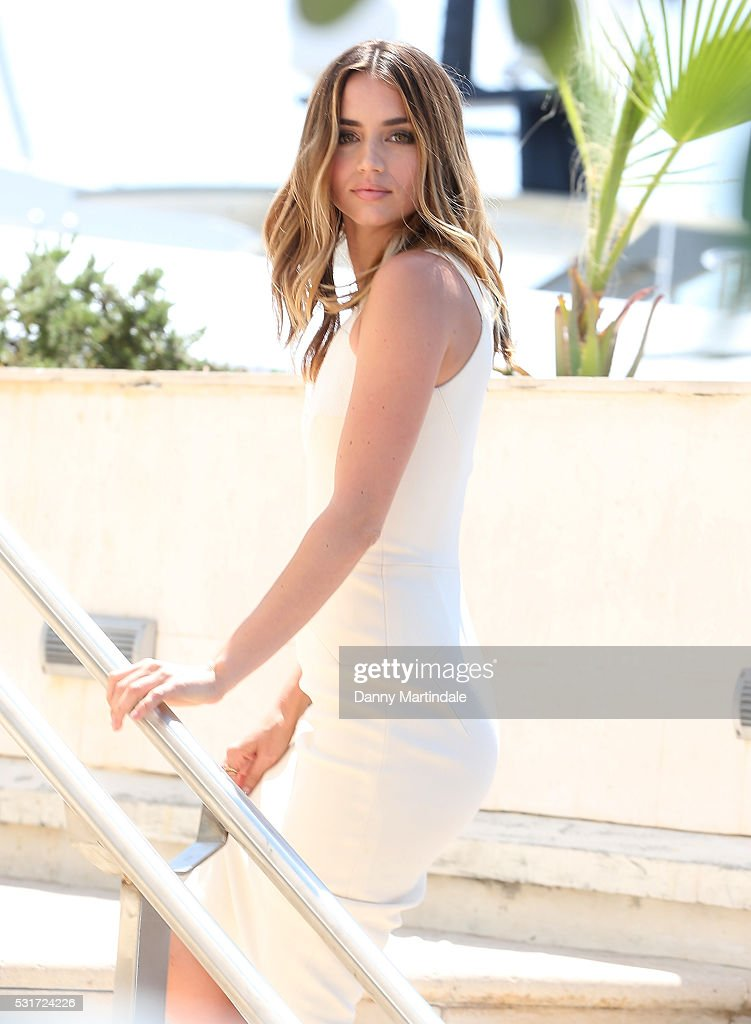 May 16, 2016 - Celebrity Sightings At The 69th Annual Cannes Film Festival : News Photo