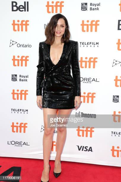 Ana de Armas attends the Knives Out premiere during the 2019 Toronto International Film Festival at Princess of Wales Theatre on September 07 2019 in...