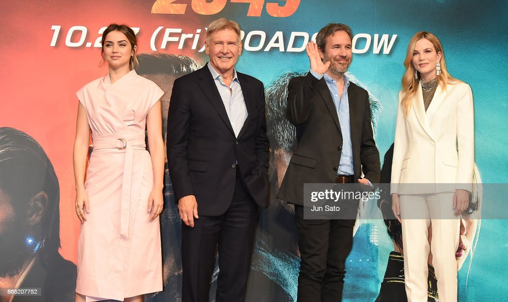 'Blade Runner 2049' Press Conference