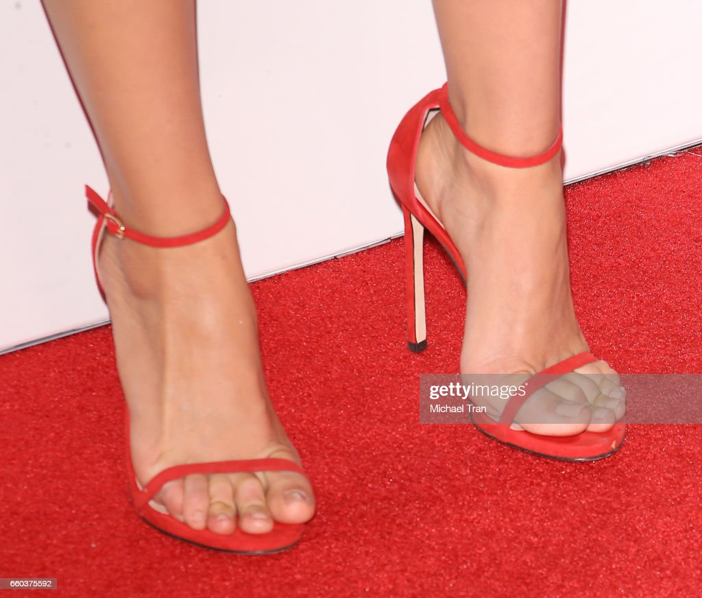 Feet ana de armas Did Ana