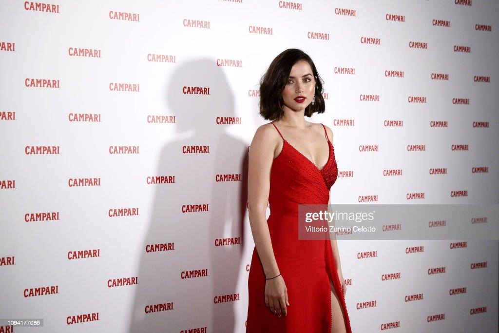 Campari Red Diaries 2019 Premiere Event : News Photo