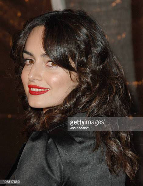 Ana de la Reguera during Ask The Dust Los Angeles Premiere Arrivals at Egyptian Theater in Hollywood California United States