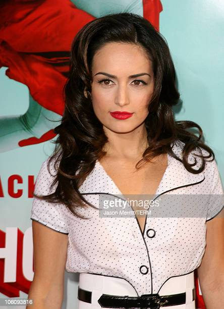 Ana de la Reguera during 'Nacho Libre' Los Angeles Premiere Arrivals at Grauman's Chinese Theater in Hollywood California United States