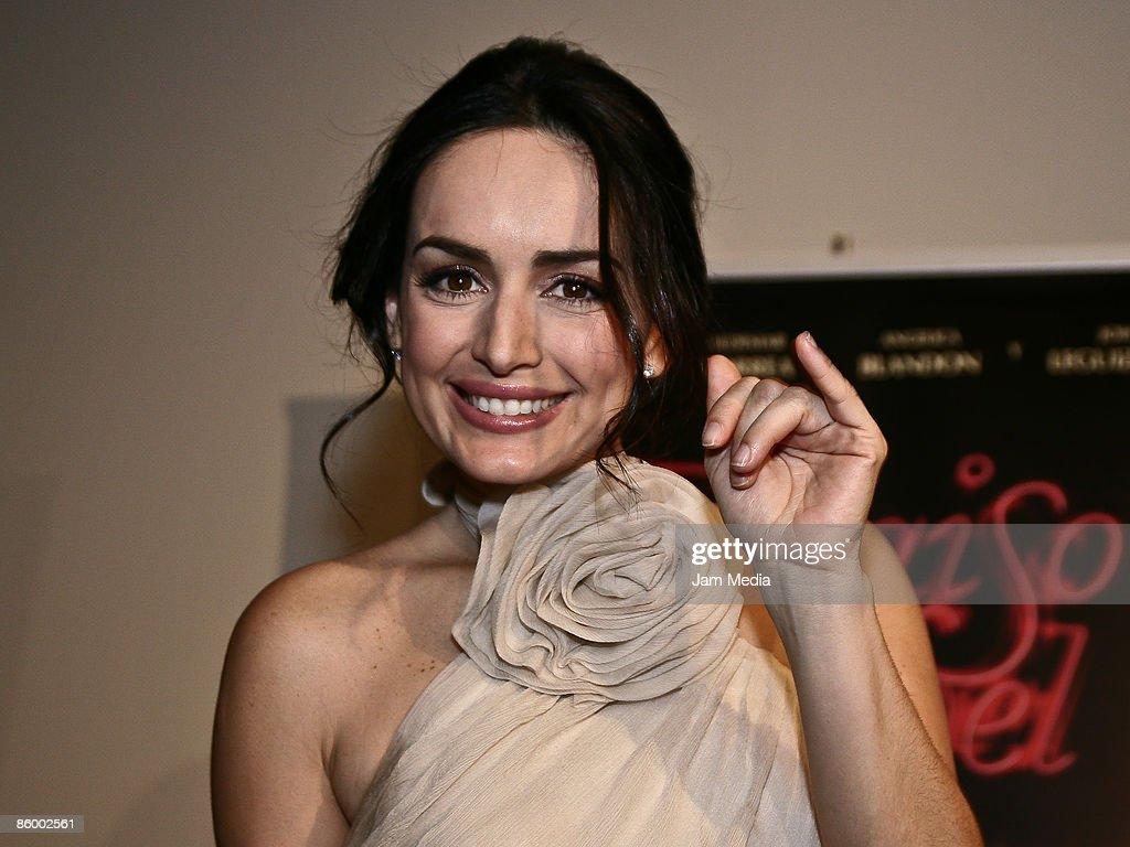 Ana De La Reguera Presents Her Movie Paraiso Travel At The